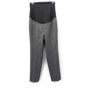 NWT Loft - Ankle  B&W Maternity Pants Size 6